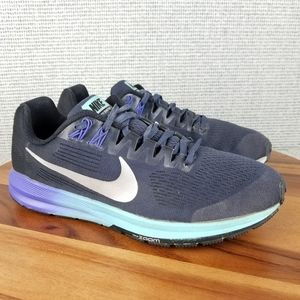 Nike Zoom Structure 21 904701-401 Running Shoes